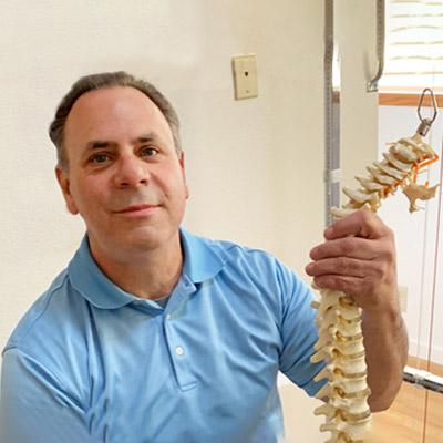 Chiropractor Sebastopol CA Richard Doble